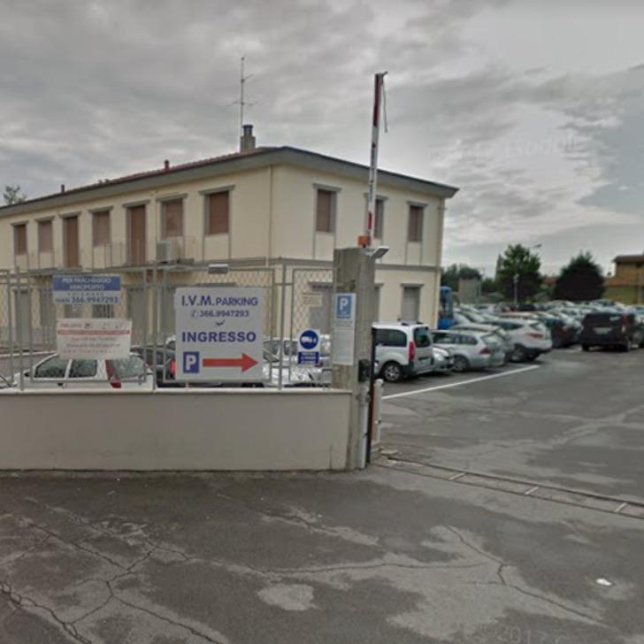 Estacionamento Low Cost IVM PARKING (Exterior) Seriate (BG)