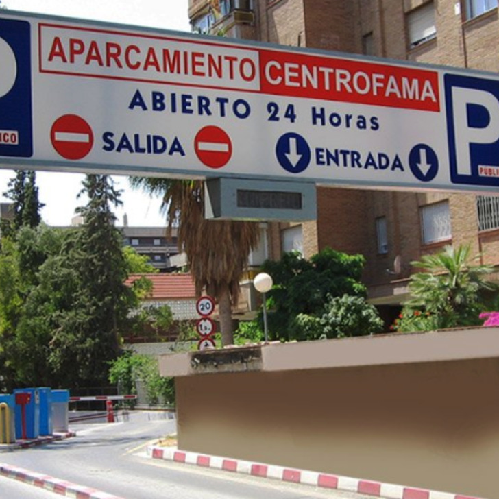 CENTROFAMA Openbare Parking (Overdekt) Murcia