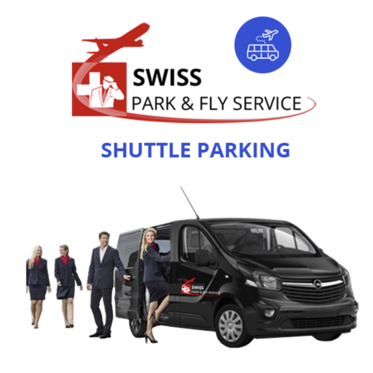 Estacionamento Low Cost SWISS PARK AND FLY SERVICE (Descoberto) Bülach