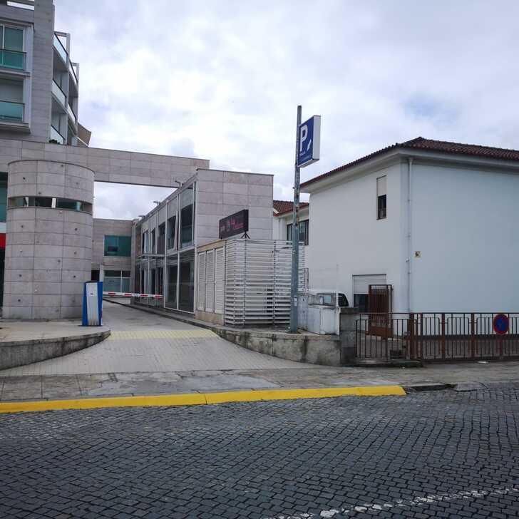 Parking Público PARQUE VISCONDE DO RAIO (Cubierto) Braga