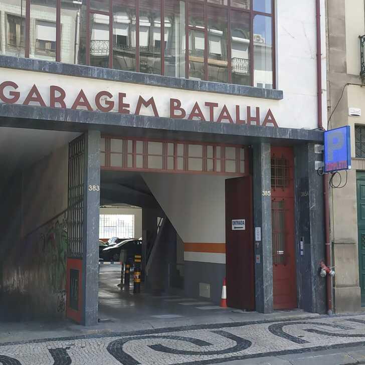 PARQUE BATALHA Openbare Parking (Overdekt) Porto