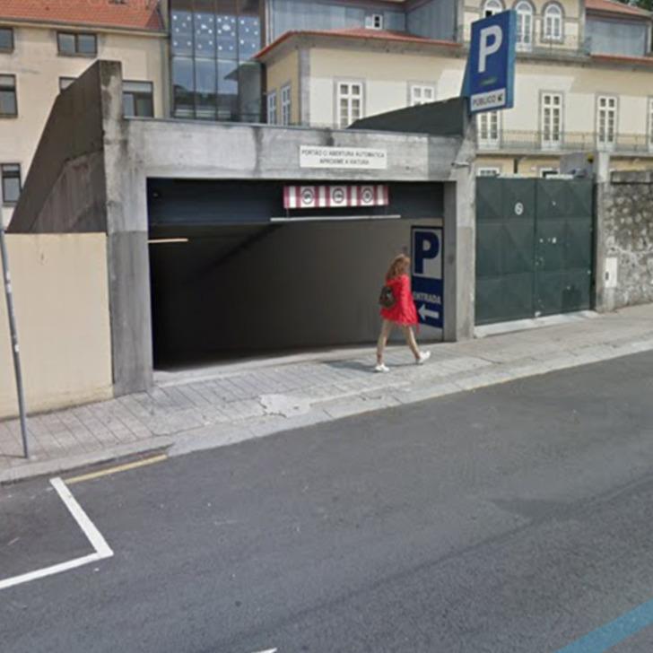 Parking Público PARQUE DO MARQUÊS (Cubierto) Porto
