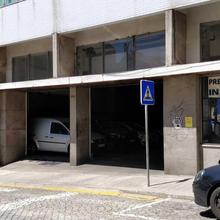 Parking Público GARAGEM F. LEAL (Cubierto) Porto