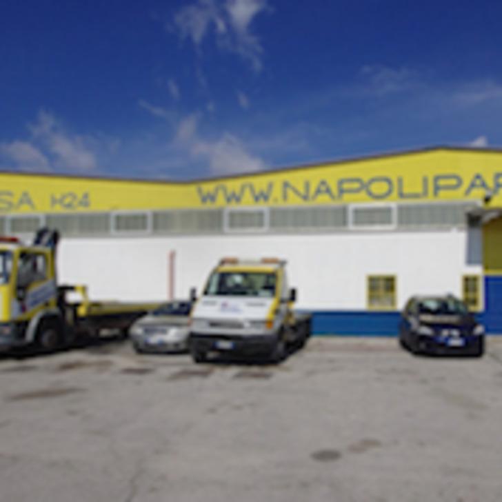 NAPOLI PARKING Discount Car Park (External) Napoli