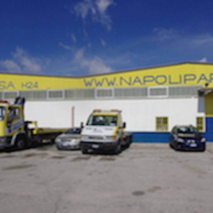 Parking Low Cost NAPOLI PARKING (Exterior) Napoli