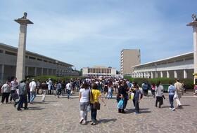 Parkings Mostra D'Oltremare à Napoli - Réservez au meilleur prix