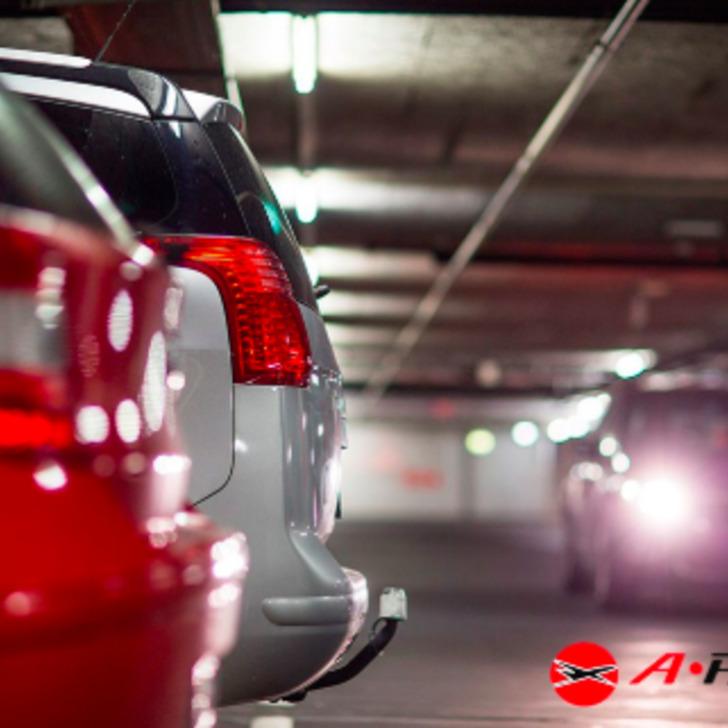 APARK ATOCHA PREFERENCE Valet Service Parking  Madrid