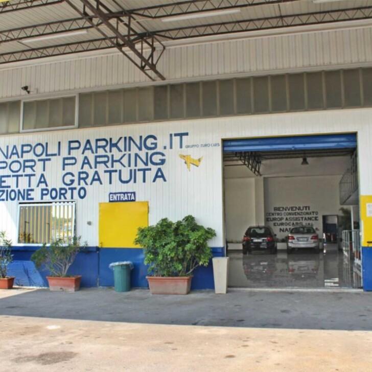 Estacionamento Low Cost NAPOLI PARKING (Coberto) Napoli