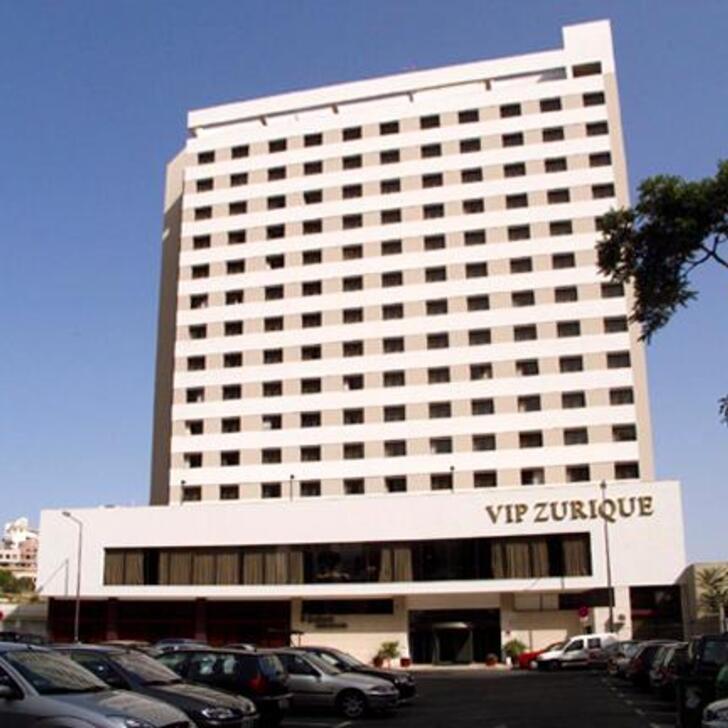 Estacionamento Hotel VIP EXECUTIVE ZURIQUE (Coberto) Lisboa
