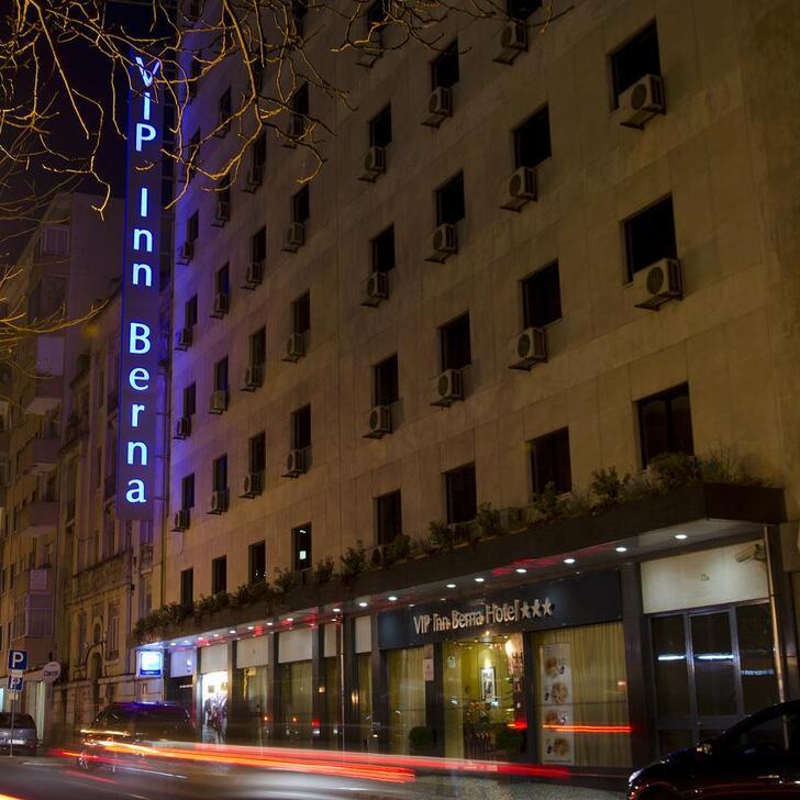 Parking Hôtel HOTEL VIP INN BERNA (Couvert) Lisboa