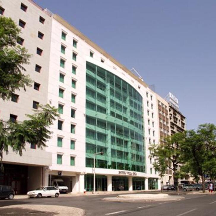 HOTEL VIP EXECUTIVE ENTRECAMPOS Hotel Car Park (Covered) Lisboa