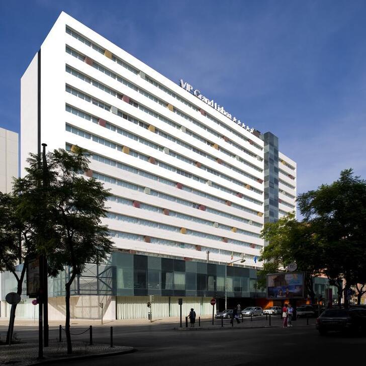 Parking Hotel HOTEL VIP GRAND LISBON HOTEL & SPA (Cubierto) Lisboa
