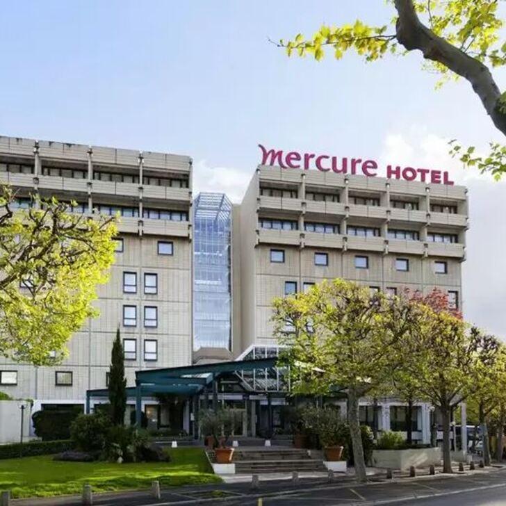 Parking Hôtel MERCURE PARIS EXPO (Couvert) Vanves