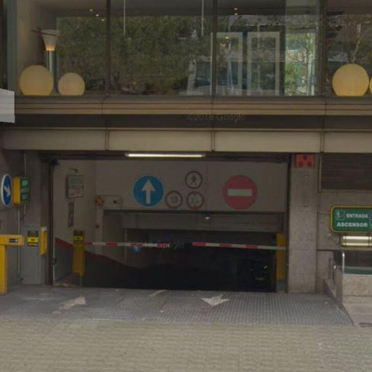 Parking Público DIAGONAL 403 (Cubierto) Barcelona