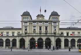Parkings Gare Centrale de Winterthur à Winterthur - Réservez au meilleur prix