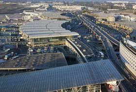 Parques de estacionamento Aeroporto Roissy CDG - Terminal 2C e 2D - Reserve ao melhor preço