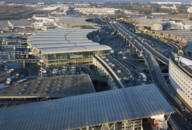 Roissy CDG Airport - Terminal 2C and 2D car parks - Book at the best price