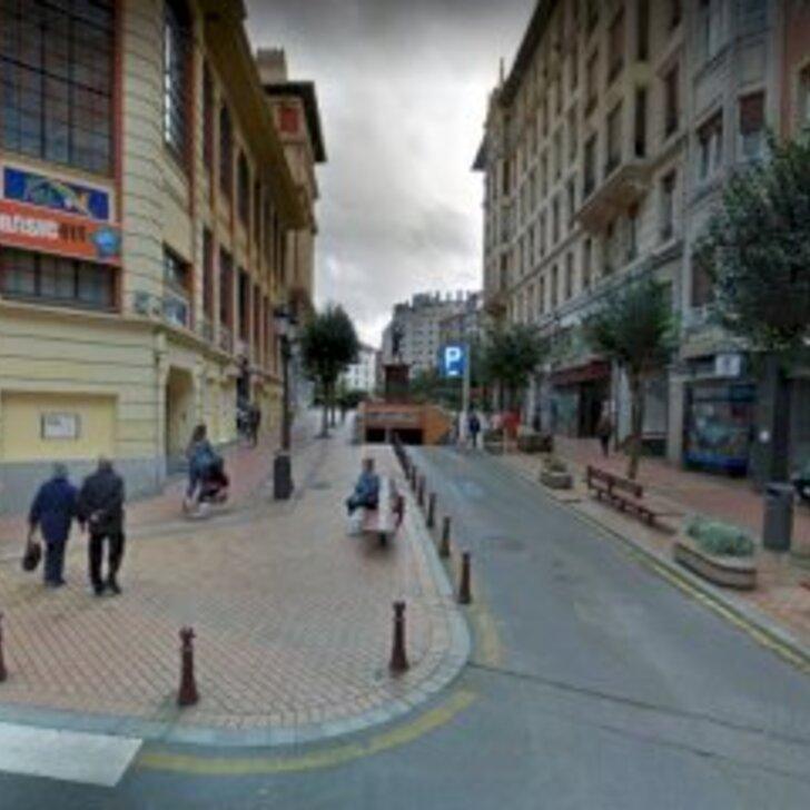 Estacionamento Público APK2 APARCAMIENTO HERRIKO PLAZA (Coberto) Barakaldo, Bizkai
