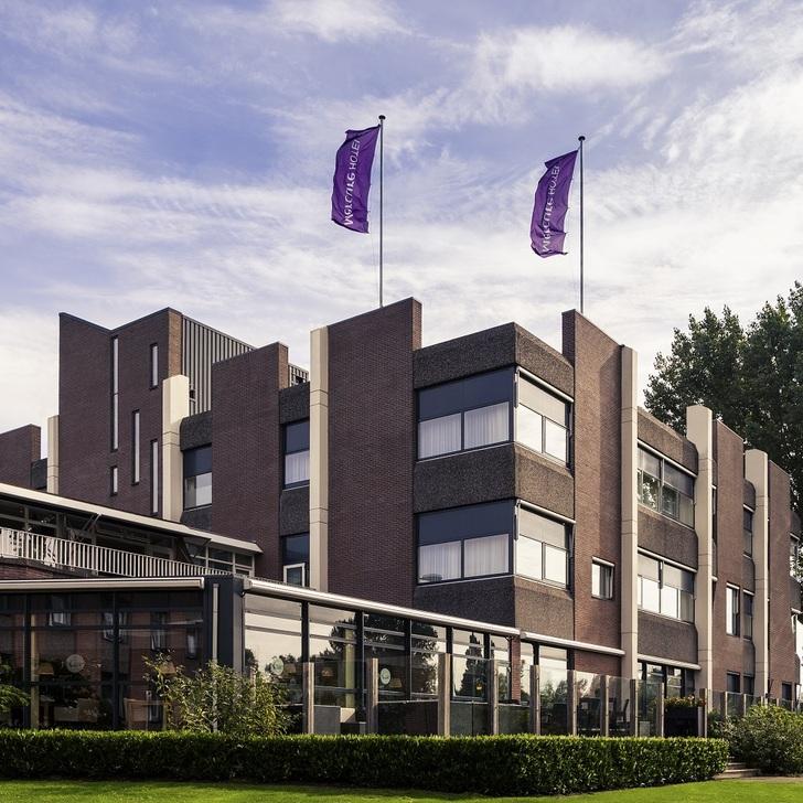 MERCURE AMSTERDAM WEST Hotel Parking (Exterieur) Amsterdam