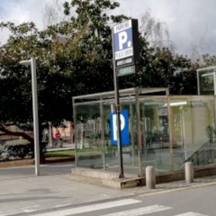 Parking Público APK2 PLAZA EUROPA (Cubierto) Gijón, Asturias