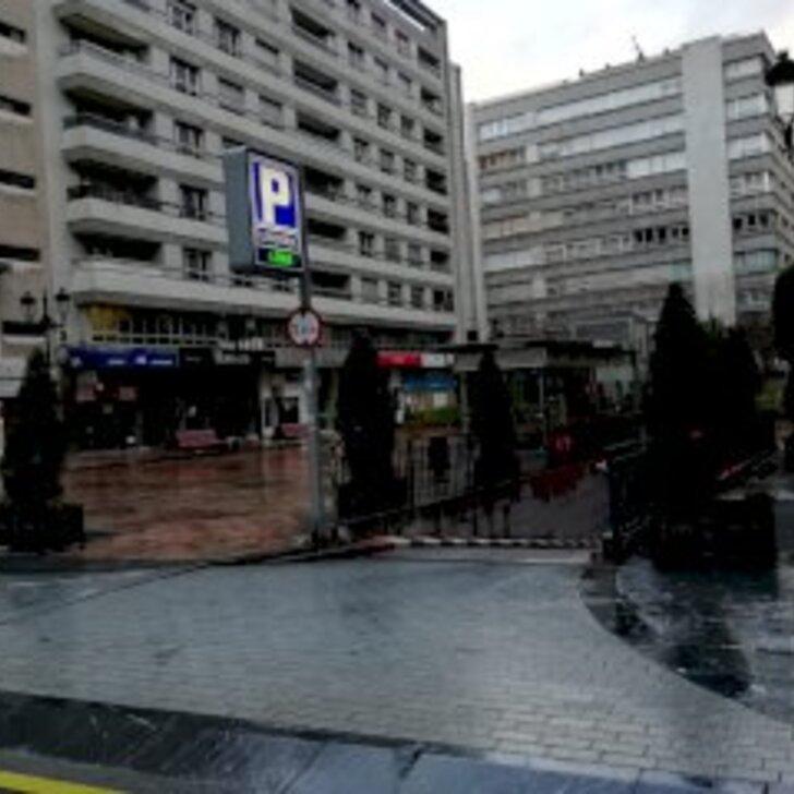 Parking Público APK2 PLAZA LONGORIA CARBAJAL (Cubierto) Oviedo
