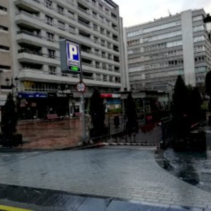 Parking Public APK2 PLAZA LONGORIA CARBAJAL (Couvert) Oviedo