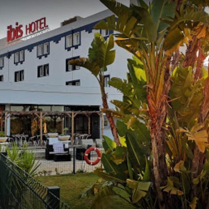 HOTEL IBIS FARO ALGARVE Hotel Parking (Exterieur) Faro