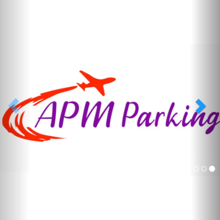 Parkservice Parkplatz APM PARKING VALET (Überdacht) Málaga