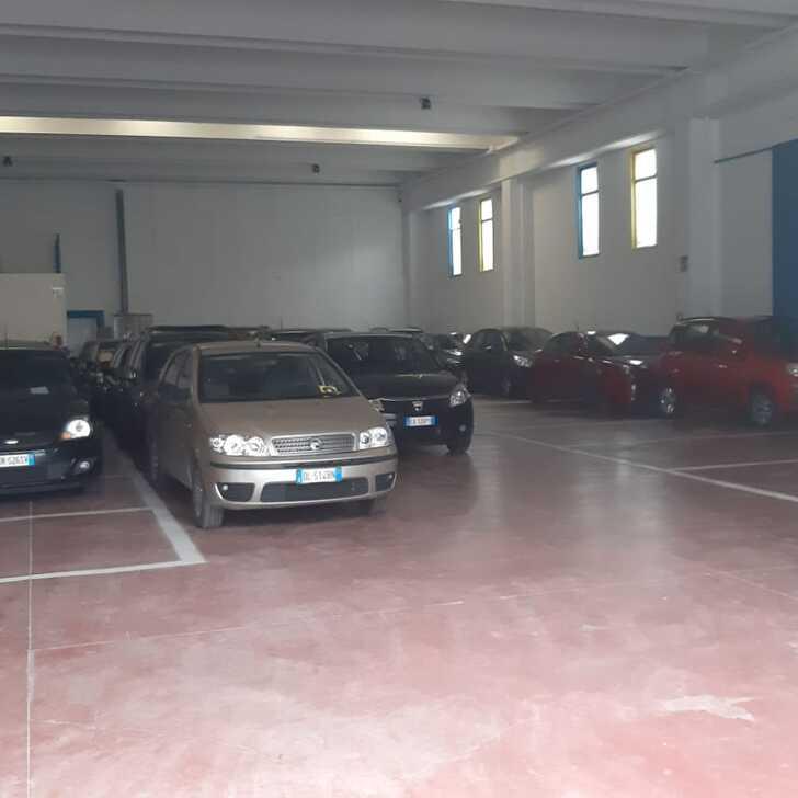 Parcheggio Low Cost CARAVAGGIO PARKING (Coperto) Grassobbio