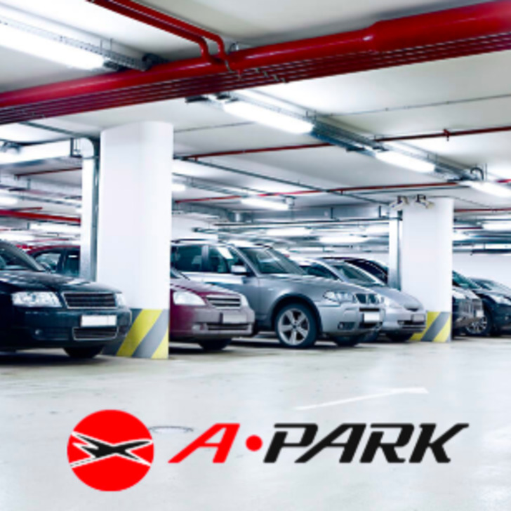 APARK BARAJAS STANDARD Valet Service Car Park (Covered) Madrid