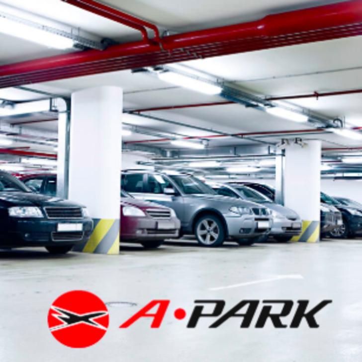 APARK STANDARD CHAMARTIN Valet Service Car Park (Covered) Madrid