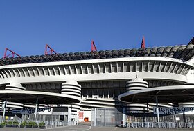 Stade San Siro car parks in Milano - Ideal for matches and concerts