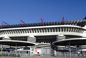 Parkings Stade San Siro à Milano - Idéal matchs et concerts