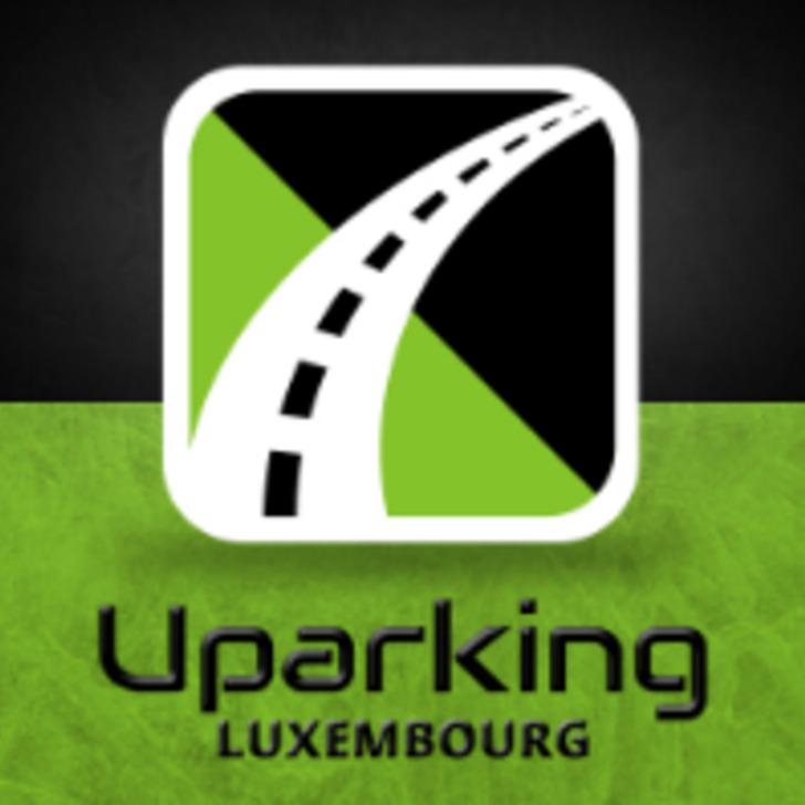 Parking Low Cost UPARKING LUXEMBOURG FINDEL AEROPORT (Exterior) Sandweiler