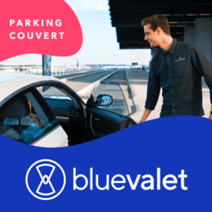 Parking Service Voiturier BLUE VALET (Couvert) Bruxelles
