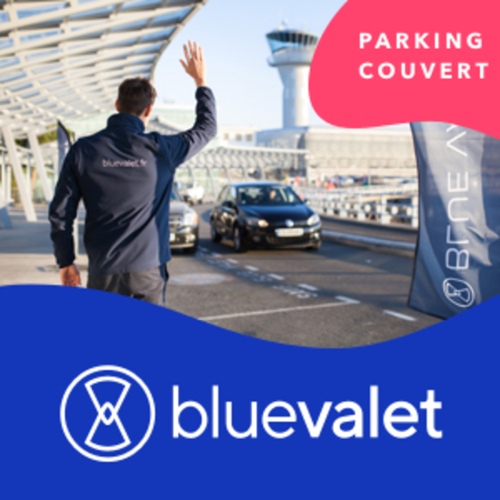 Estacionamento Serviço de Valet BLUE VALET (Coberto) Orly