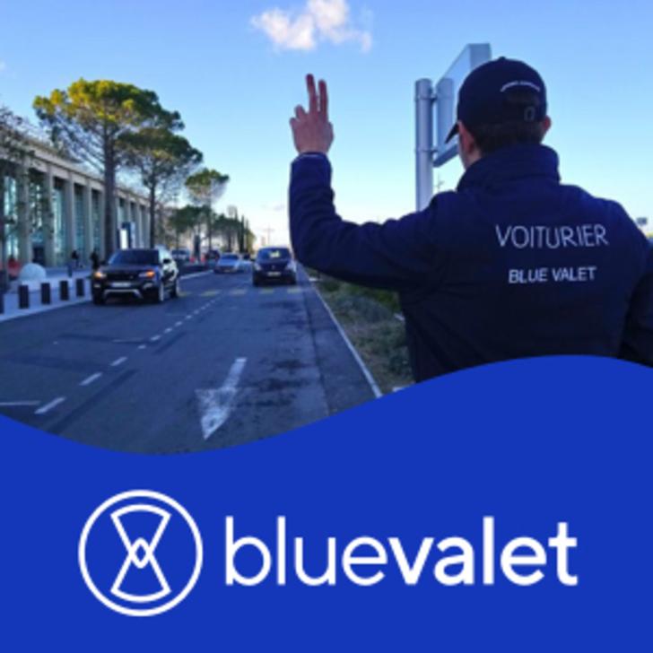 BLUE VALET Valet Service Car Park (External) Marignane