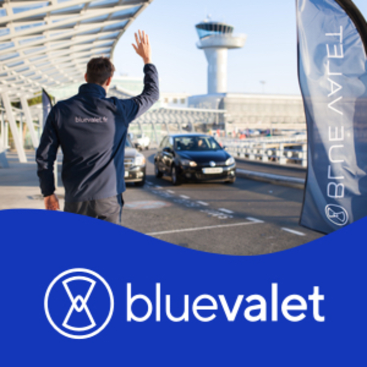 BLUE VALET Valet Service Parking (Exterieur) Orly