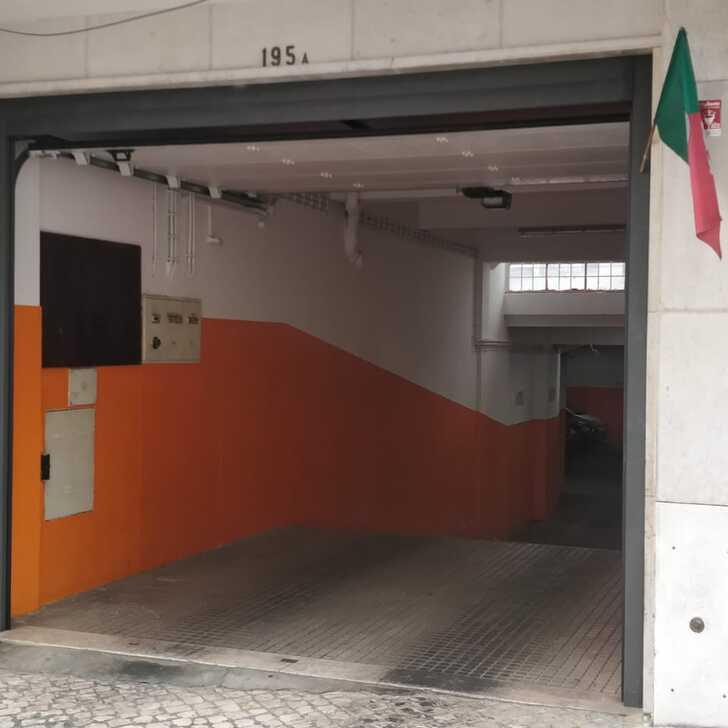 Parking Public GARAGEM SILVEIRA (Couvert) Lisboa