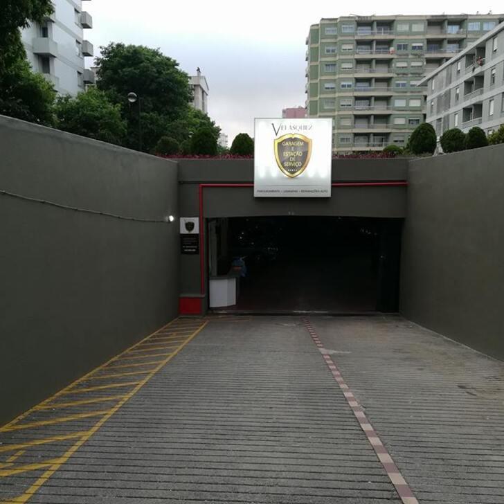 GARAGEM VELASQUEZ Openbare Parking (Overdekt) Porto