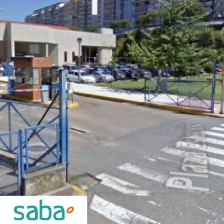 Estacionamento Público SABA ESTACIÓN DE TREN DE VIGO-URZAIZ (Coberto) Vigo