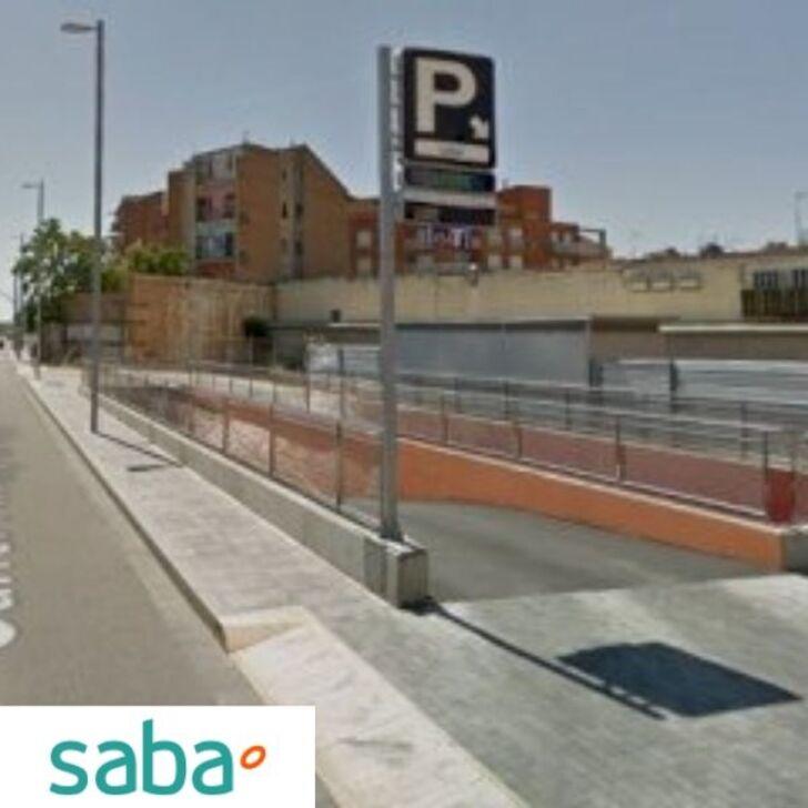 Estacionamento Público SABA ESTACIÓN TREN LLEIDA (Coberto) Lleida