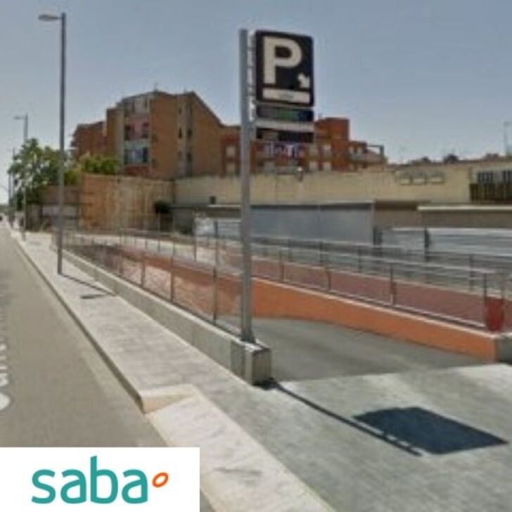 SABA ESTACIÓN TREN LLEIDA Public Car Park (Covered) Lleida