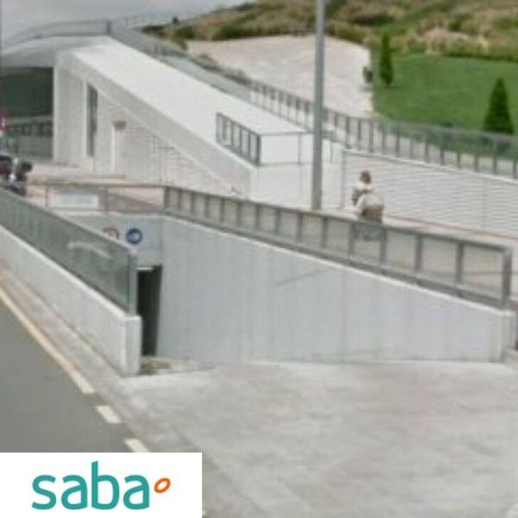 Parking Public SABA ESTACIÓN TREN LOGROÑO (Couvert) Logroño