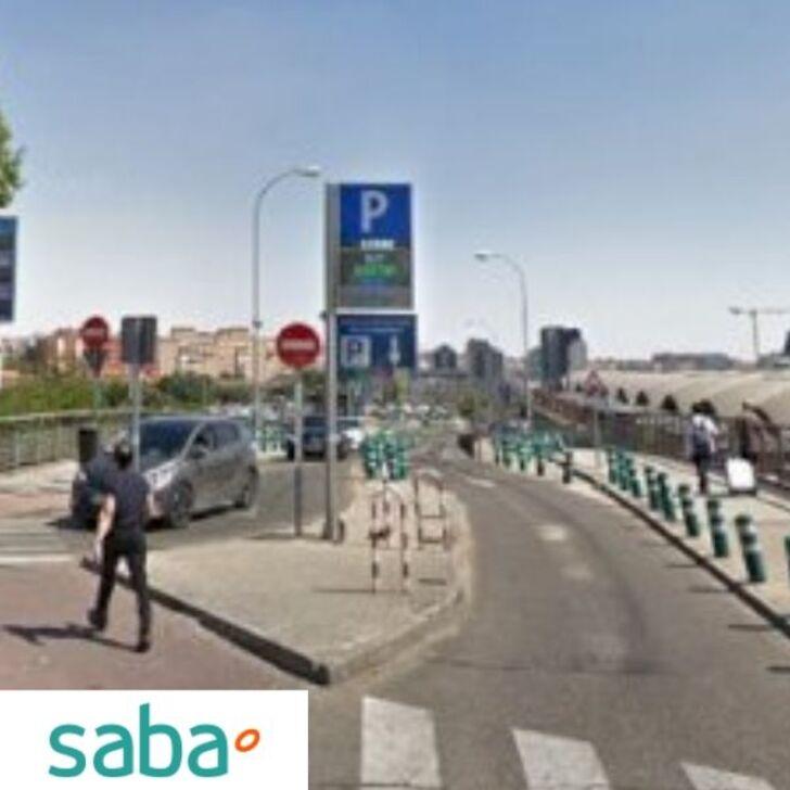 Öffentlicher Parkplatz SABA ESTACIÓN TREN MADRID - ATOCHA P2 Y P3 (Überdacht) Madrid