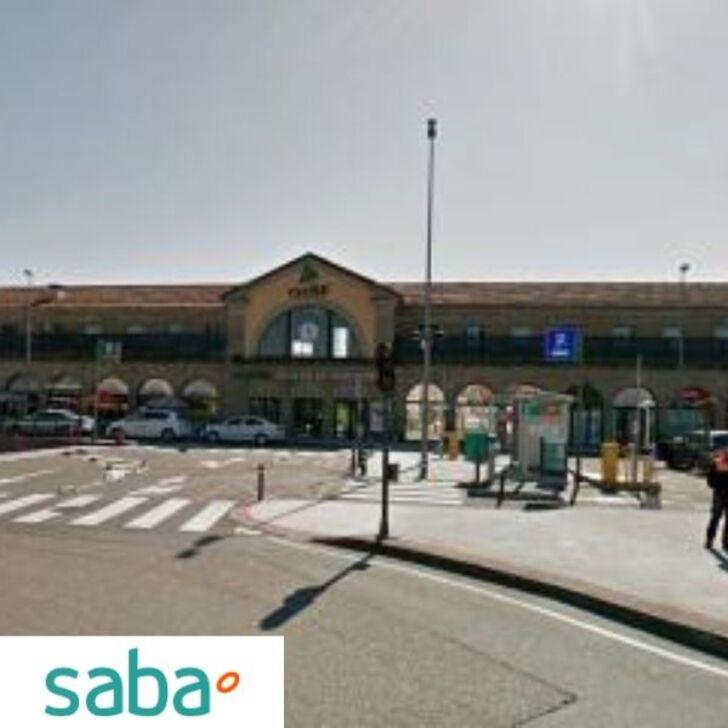Estacionamento Público SABA ESTACIÓN TREN PONTEVEDRA (Exterior) Pontevedra
