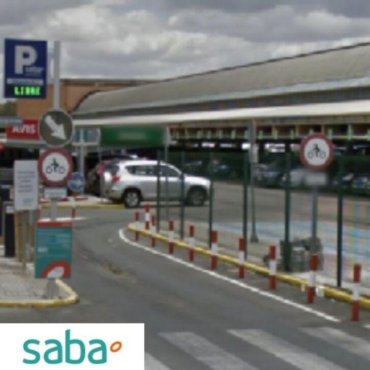 SABA ESTACIÓN TREN SEVILLA - SANTA JUSTA P1 Y P3 Openbare Parking Weekendtarief (Exterieur) Sevilla
