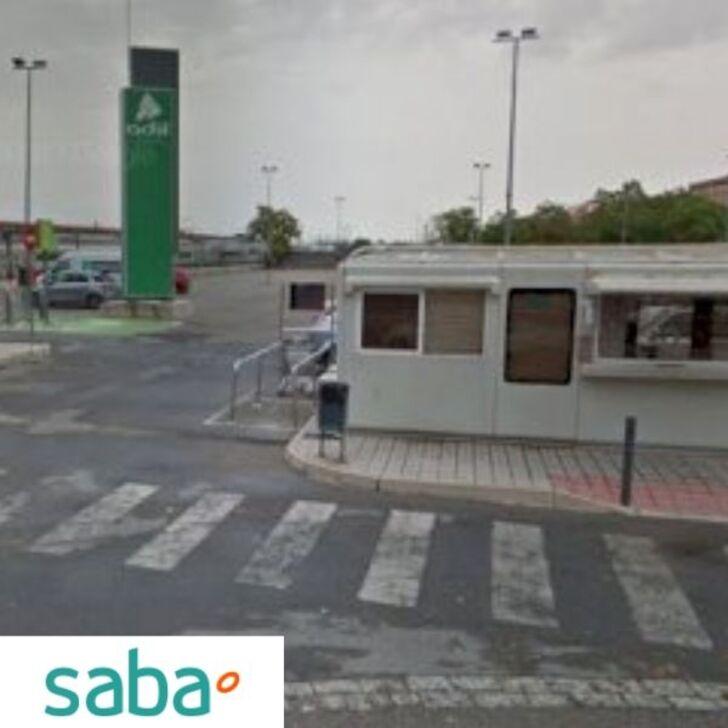 Parking Público SABA ESTACIÓN TREN TOLEDO (Cubierto) Toledo