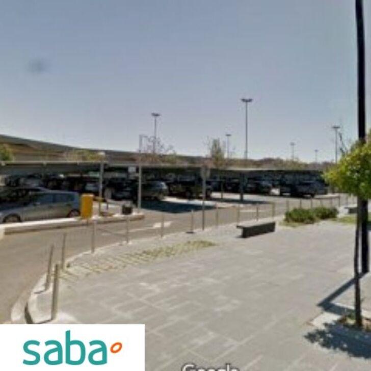 Estacionamento Público SABA ESTACIÓN TREN VALENCIA - JOAQUÍN SOROLLA Tarifa Regular (Coberto) Valencia