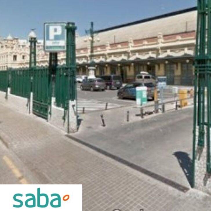 Parking Public SABA ESTACIÓN TREN VALENCIA NORD (Extérieur) Valencia